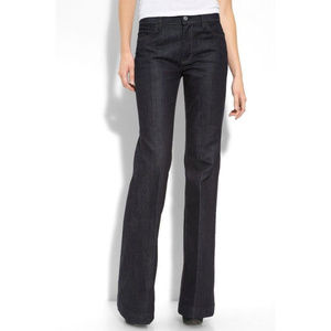 7 For All Mankind Ginger Trouser Jeans Naples / 32